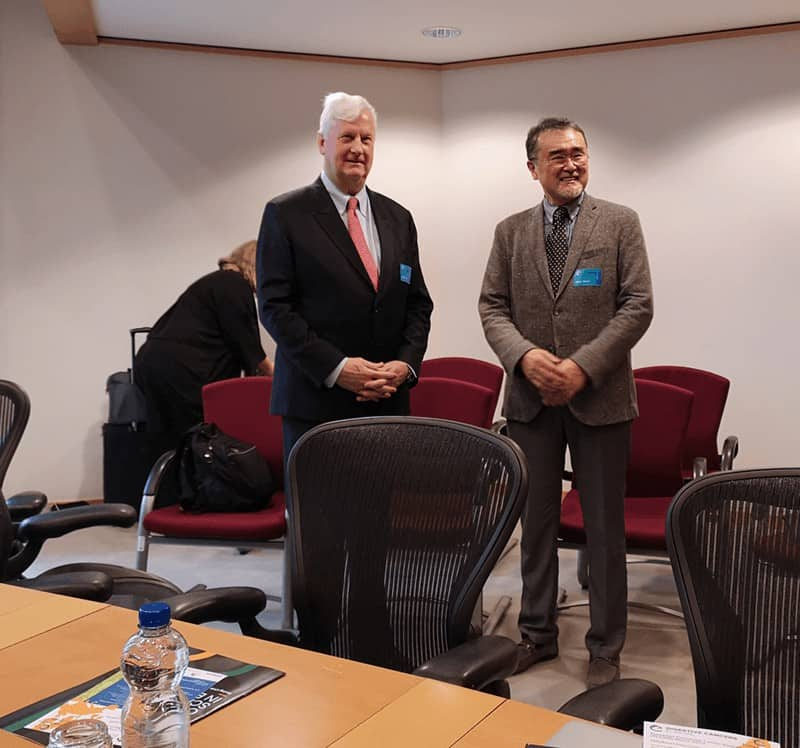Launch of ECCAM 2019 in Brussels