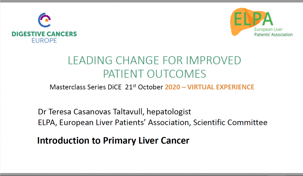 Introduction to Liver Cancer