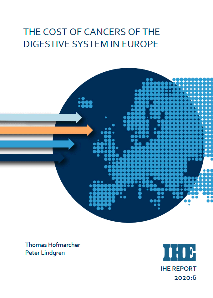 The Cost of Cancers of the Digestive System in Europe